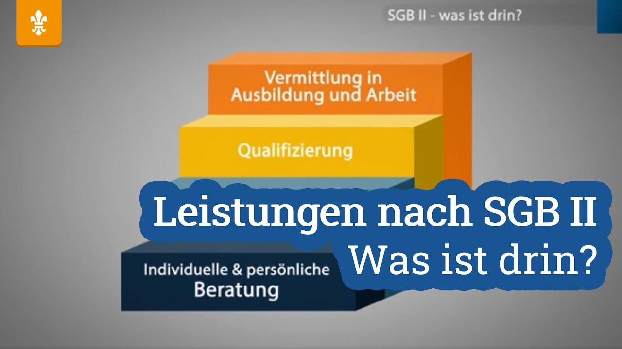 Arbeitslosengeld II / Kommunales Jobcenter / Landeshauptstadt Wiesbaden