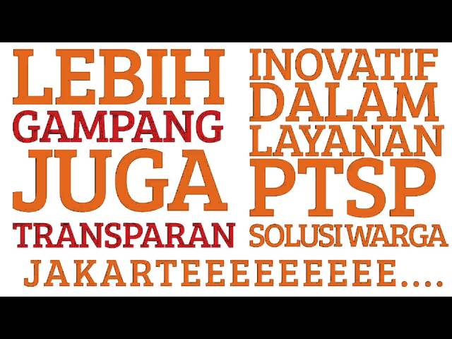 Jingle PTSP