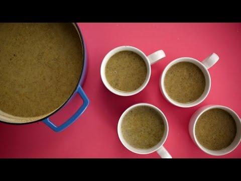 5 Ingredient Broccoli and Potato Soup