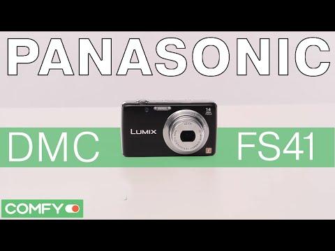 Фото - Фотокамера Panasonic DMC-FS41EE-K