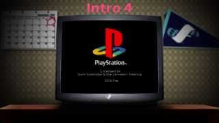 All 20th Anniversary SHAREfactory Themes - PS, PS2, PS3 and PS4 consoles featured