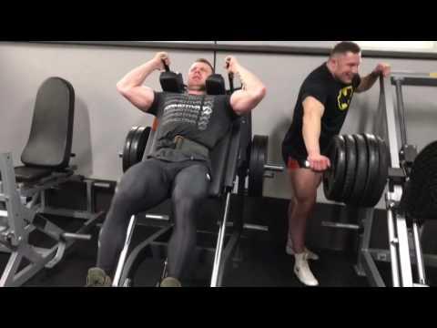 Jedno powtórzenie na masę mięśniową