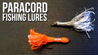 Paracord Fishing Lures - A DIY Project That Actually Catches Fish!