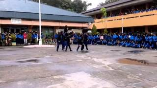 preview picture of video 'Dance SMKN 1 Tarakan (X - Jasa Boga)'