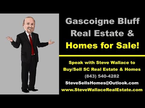 Gascoigne Bluff Real Estate Area Agent – Gascoigne Bluff Bluffton SC – Gascoigne Bluff Realtor