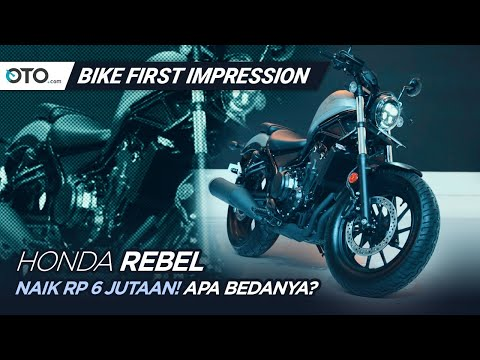 Honda Rebel 2020 | First Impression | Cruiser Modern Berdandan | OTO.com