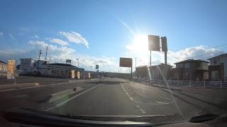 祝!新名神高速道路・亀山西JCT〜新四日市JCT開通走り初め生車載配信