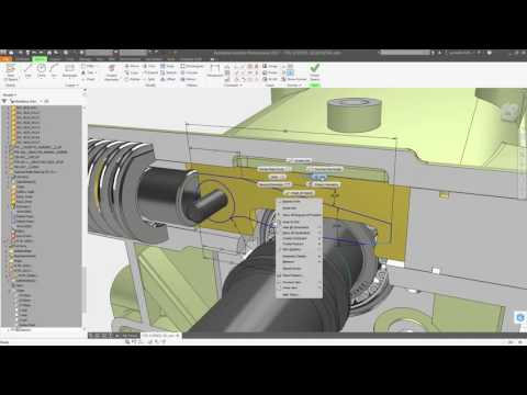 Autodesk Inventor 2017 - Parametric Modelling
