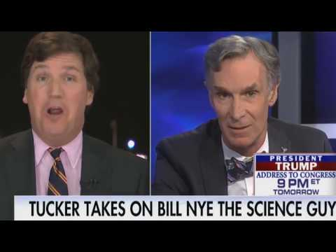Bill Nye DESTROYS Climate Change Deniers -