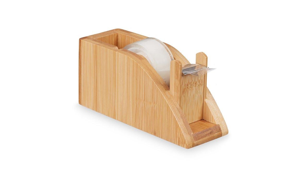 Video von: Tischabroller Bambus