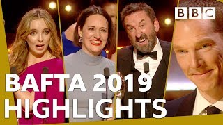 All the best bits from the 2019 TV BAFTAs! 🏆 - BBC