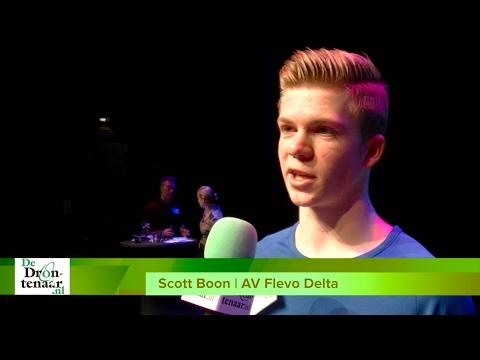 A-junior Scott Boon verrast met brons op NK hinkstapspringen bij de senioren