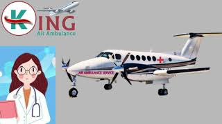 Choose the Pervasive Air Ambulance Service in Kolkata