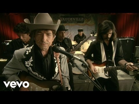 Bob Dylan - Cold Irons Bound (Live Video)