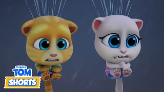 ? Treehouse Rescue Party ? - Talking Tom Shorts (S2 Episode 14)