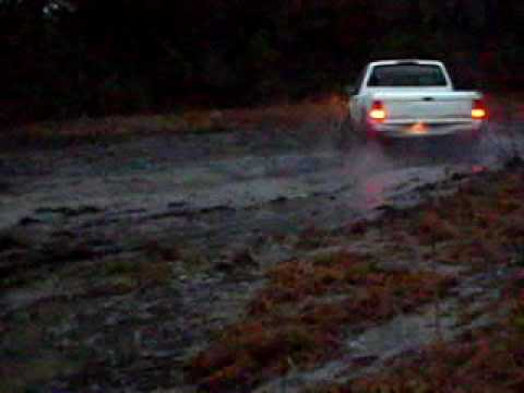 2wd Mighty Max Mudding