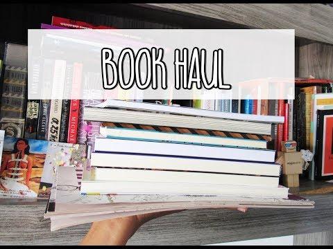 BOOK HAUL AGOSTO & SETEMBRO 2018 | Passos entre Linhas