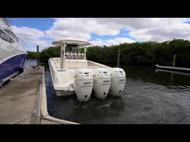 Boating Tips Episode 14: Docking a Multi-Engine Outboard Boat