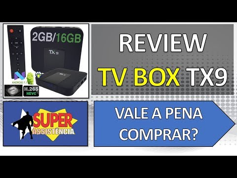 Download #1 REVIEW - TVBOX TX9 - Vale A Pena? HD Mp4 3GP Video and MP3