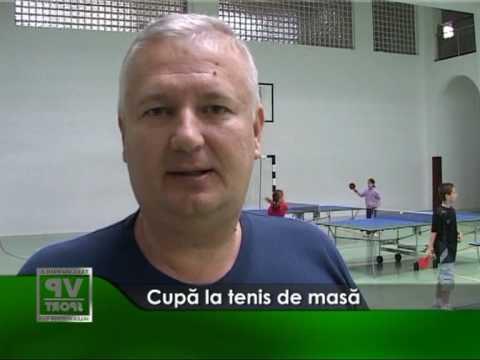 Cupă la tenis de masă