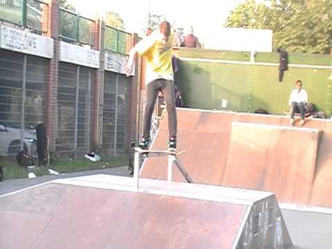 Mike Flöter Skatepark Elmshorn