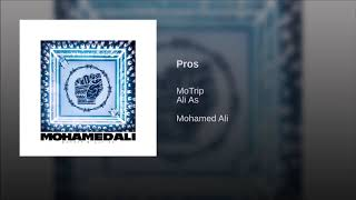 Motrip & Ali As   Pros (Prod. Macloud & Miksu) Lyrics Video