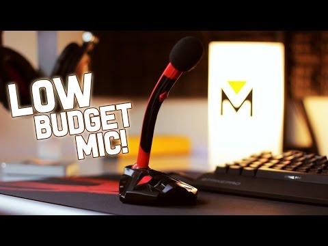 KLIM Mikrofon - 30€ Low Budget Soundwunder?!