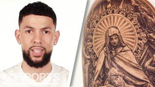 Austin Rivers Breaks Down His Tattoos | GQ