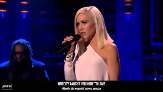 Gwen Stefani • Used To Love You │(inglés - español)
