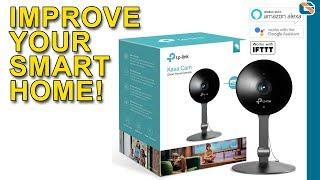 TP-Link Kasa Cam Smart Home Camera Review