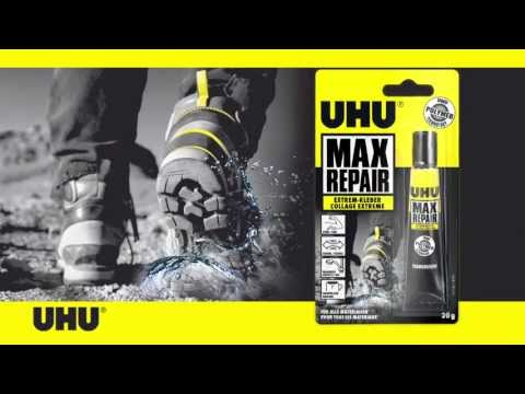 UHU Max Repair Anwendungsvideo