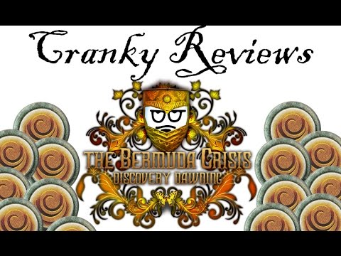 Cranky Reviews - The Bermuda Crisis: Discovery Dawning