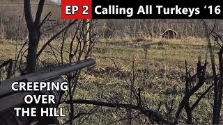 PUBLIC LAND GOBBLER GETS NASTY SURPRISE! - Calling All Turkeys