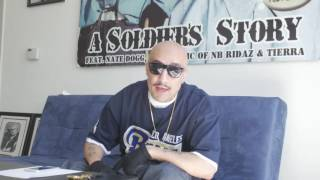 MR.CAPONE-E Vlog #1 : HATERS Part 3 (ADD PAGE BELOW)