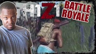 BULLETS ALL OVER!! HELP ME!! - H1Z1 Battle Royale Gameplay