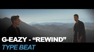 """G Eazy   Rewind Ft. Anthony Russo Type Beat   """"DISTANCE"""" (JS Sounds)"""