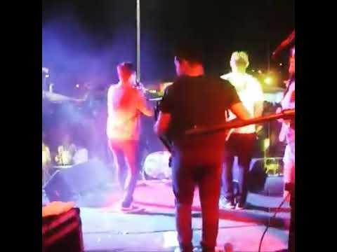 O topzinho Diego Vieira e Helinho Ventura ao vivo em Antas