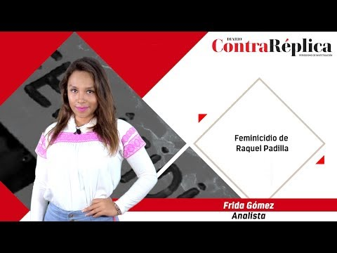 Feminicidio de Raquel Padilla