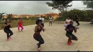Vem Dançar Com As AfriKanas