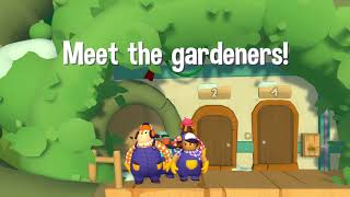 VideoImage1 Tools Up! Garden Party - Episode 1: The Tree House