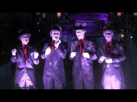 Cadaver Dans During Mickey's Halloween Party