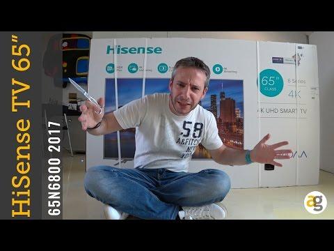 RECENSIONE Tv Hisense 65