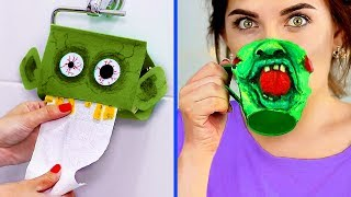 12 Zombie DIYs, Die Ihr Ausprobieren Solltet!