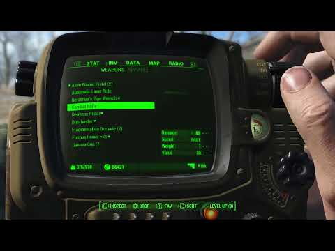 Fallout 4 modded playthrough