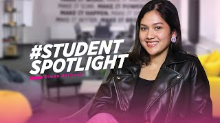 Student Spotlight: Dinda Nathania Azzahra – Solving Problems Through Design with Strong Concepts