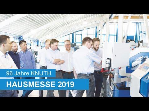 KNUTH Hausmesse 2019 - Impressionen