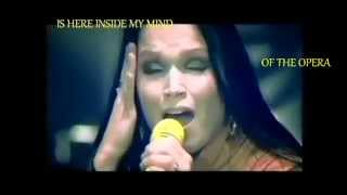 THE PHANTOM OF THE OPERA Tarja Turunen & Nightwish with English Words 5 25