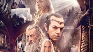 THE HOBBIT  There And Back Again  2014 Official Trailer