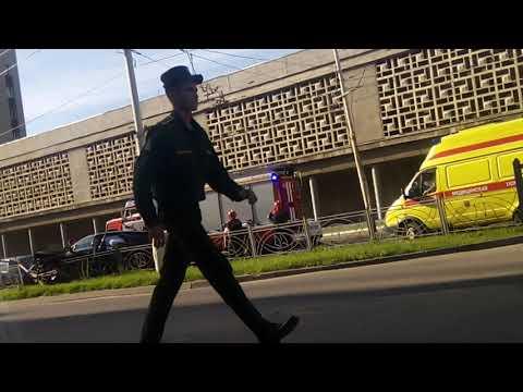 Авария в Костроме. 28.07.2019
