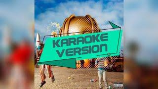 TRAVIS SCOTT - HOUSTONFORNICATION Karaoke Video